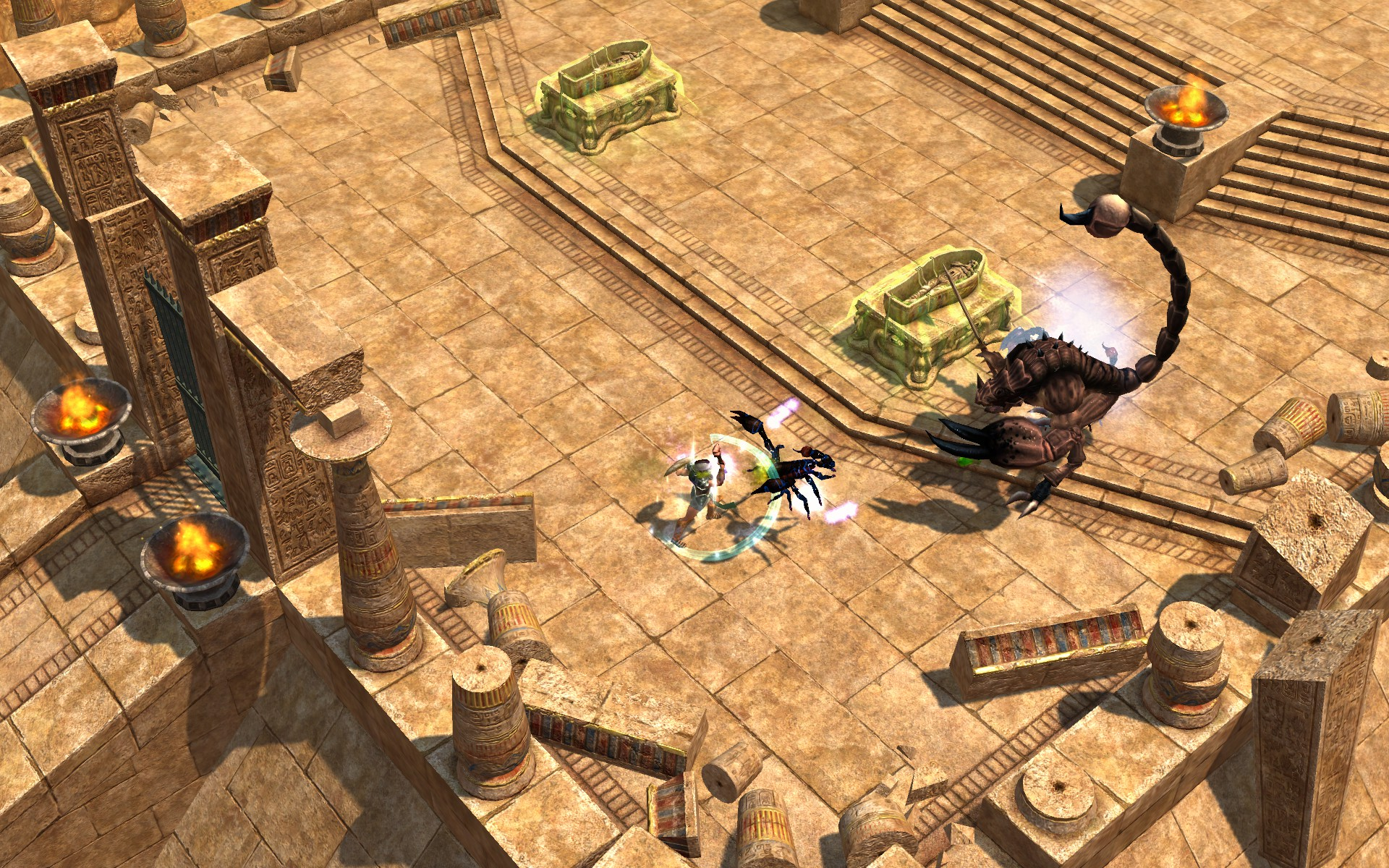 TItan Quest Review image 2