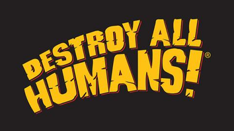 Destroy All Humans! Banner