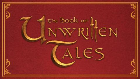 Book of Unwritten Tales Banner